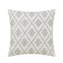 White Fancy Cushion