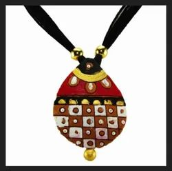 Art N Legacy Terracotta Necklace