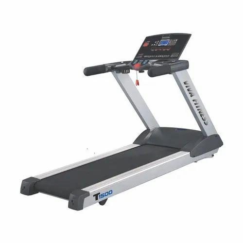 T 1500 3 HP AC Commercial Motorised Treadmill