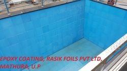 Epoxy Coating In Water Tanks & Swimming Pools, Liquid, Grade Standard: Industrial Grade
