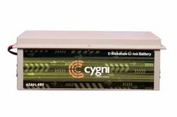 Cygni Energy Li-Ion Battery Pack 3 Wheeler, Model Name/Number: 3.12 Kwh, 3.36 Kwh, For Electric Vehicle