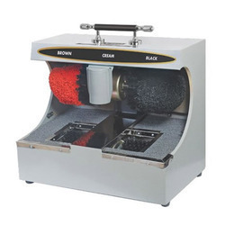 Automatic Shoe Shining Machine ( Sole Cleaner)