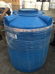 Double Layer Plastic Water Tank