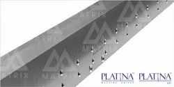 Polar 115 Paper Cutting Knive, For Printing Industry, Size: 1390mm X 160mm X 13.75mm