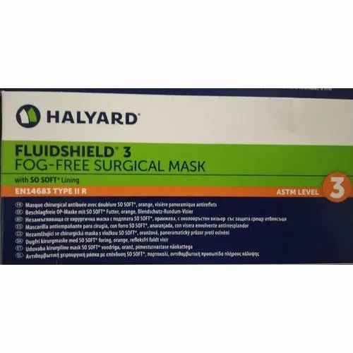 surgical masks level 3