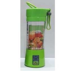 Portable and Rechargeable Battery Blender Juice Bottle