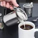Stainless Steel Serving Milk Tea Pot 10 Oz