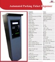 Automated Parking Ticket Dispenser