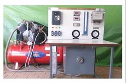 Air Compressor Test Rig