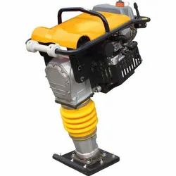 Tamping Rammer With Engine