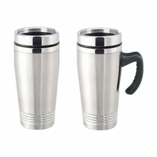Steel Sipper With Handle Stainless Steel Mug