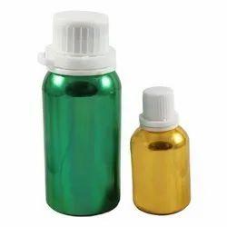 Colored Aluminum Bottles