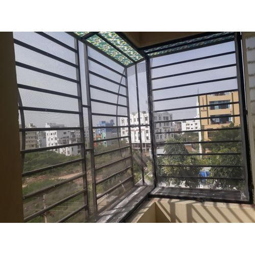Balcony Grills Photos Image Balcony And Attic