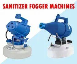 Chemical sprayer or fogger