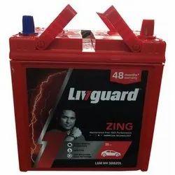 Zing LGM HH 38B20L Livguard Car Battery, Capacity: 35 Ah, Warranty: 48 Months