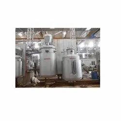 Continuous Nitration System