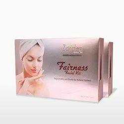Zordan Herbals Fairness Facial kit, for Personal , packaging Type: Box
