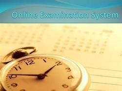 Web Based Examination System