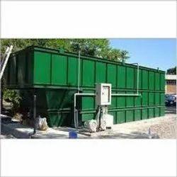 Semi-automatic Effluent Treatment  Plant, Capacity / Size: 1200x1200x1700, Effluent Treatment Plant