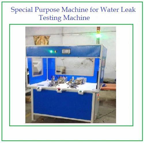 Special Purpose Machine for Water Leak Testing Machine