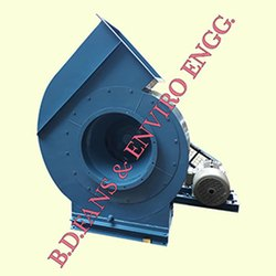 Iron, Stainless Steel Induced Draft Fans