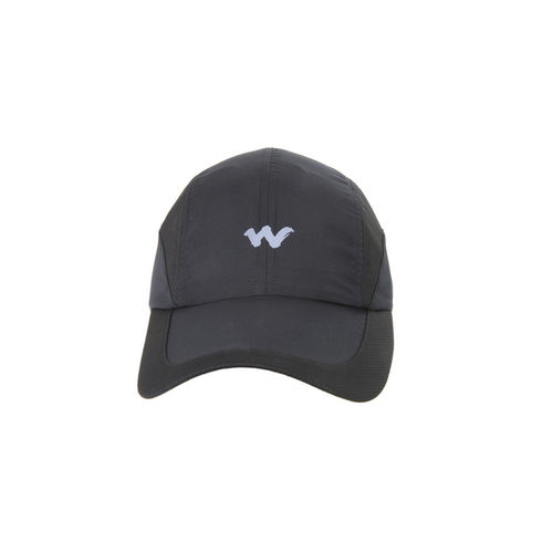 b405c8ed1b8 Wildcraft Black hypacool sun cap - black