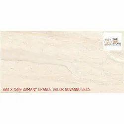 600x 1200 Tile Somany Grande Valor Novanno Beige