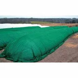 Hdpe Monofilament Up To 5.2 Meter Silo Bag Protection Net