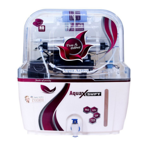 aquax swift ro water purifier at rs 8500 piece domestic uv water