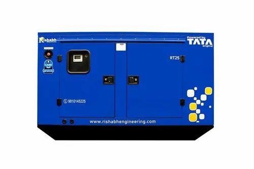 Diesel Generator 25 kVA Three Phase