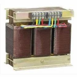 SVS Dry type/Air cooled Isolation Transformers, 460 V, 220 V