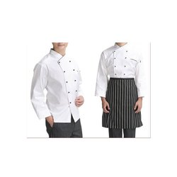 Cheff Coat with Apron