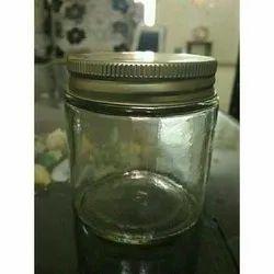 Glass Jar With Screw Cap