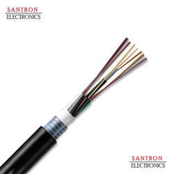 Armoured Optic Fiber Cable