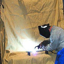 Industrial Fire Welding Blankets