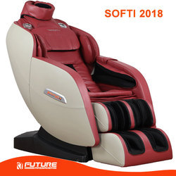 3D Massage Chair With Head Massager