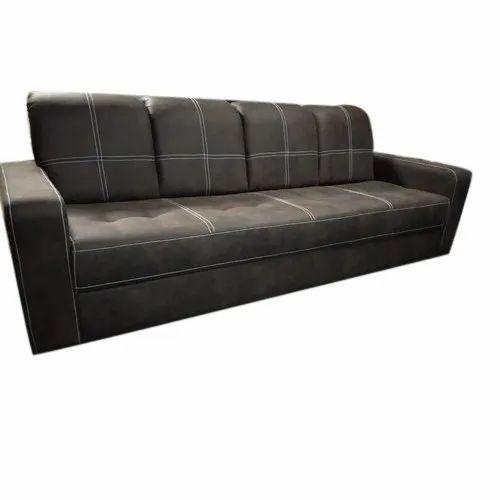 Leather 4 Seater Sofa Set