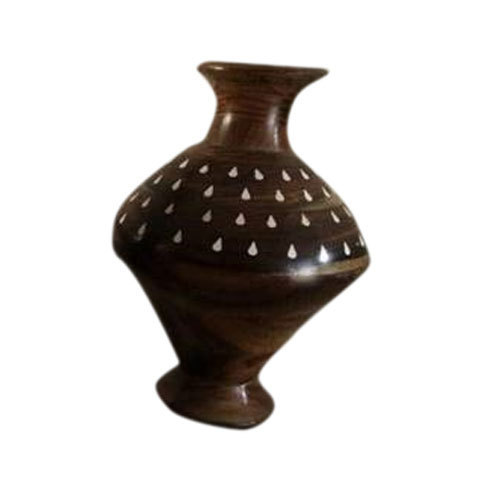 Wooden Flower Vase At Rs 360 Piece Malipur Road Saharanpur Id