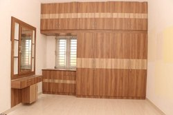 Wooden Work Interior Designing for Home Model 1