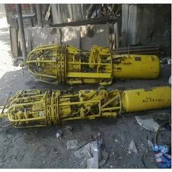Pipe Line Up Pneumatic Clamp
