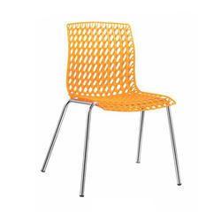 Metro Designer Cafeteria Chair, For Restaurant, Cafe