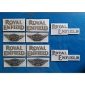 Royal Enfield Automobile Sticker
