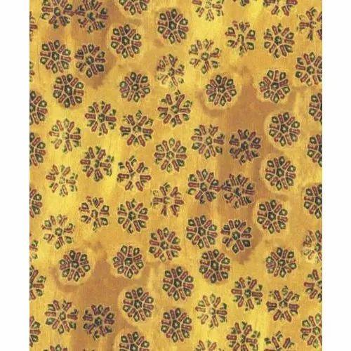 Multicolor Digital Printed Dress Fabric, GSM: 50-100, for Garments
