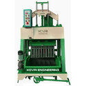 Single Phase Solid Brick Making Machine