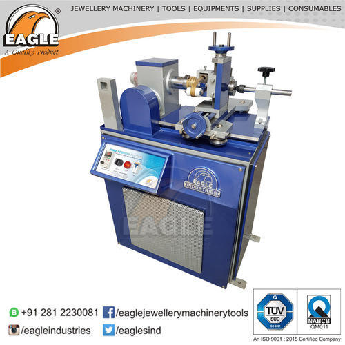 Gold Electric Pipe Forming Machinery Jewelry Making - Eagle