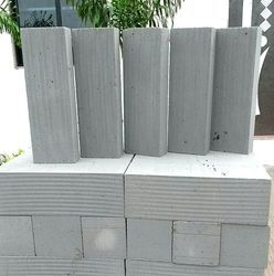 Grey AAC Blocks for Side & Partition Walls, Size (Inches): 9 X 8 X 24