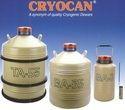 BA35 Liquid Nitrogen Container Cryocan IOCL