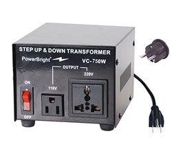 Three Phase 2000 W Step Down Transformer 220 240 V