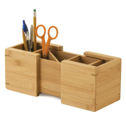 Corporate Letterhead At Rs 3 Piece: Wooden Stationery Holder At Rs 75 /piece