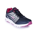 Campus Pluto Navy Sil Rani Pluto Women Running Shoes